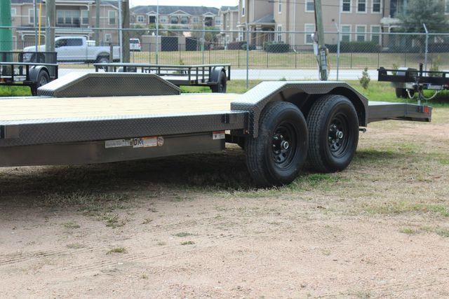 2021 Diamond C GTF252 20x82 20' Open Car Hauler - Drive Over Fenders - CONROE, TX 5