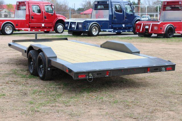 2021 Diamond C GTF252 20x82 20' Open Car Hauler - Drive Over Fenders - CONROE, TX 8