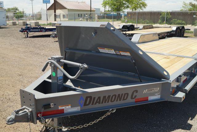 2021 Diamond C HDT 208 22x80-$12,950 in Keller, TX 76111