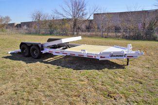2021 Diamond C 82 X 22' TANDEM AXLE HD TILTING TRAILER in Keller, TX 76111