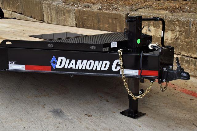 2021 Diamond C 82'' X 28' TRIPLE AXLE HYDRAULIC DAMPENING TILT TRAILER W/ 10' STATIONARY DECK $17,495 in Keller, TX 76111