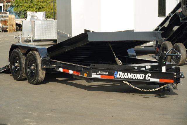 2021 Diamond C HDT 8.5 X 16' $11795