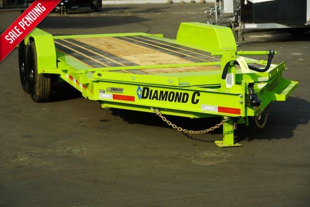 2021 Diamond C HDT 8.5 X 18' $12895