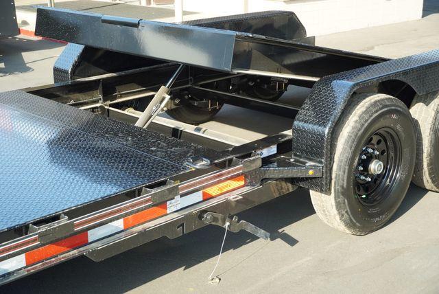 2021 Diamond C HDT 8.5 X 25' TRIPLE AXLE TILT $13,695 in Keller, TX 76111