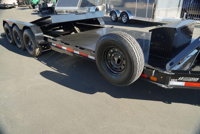 2021 Diamond C HDT 8.5 X 25' TRIPLE AXLE TILT $14,995 in Keller, TX 76111