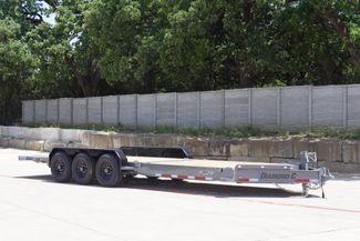 2021 Diamond C HDT 82'' X 24' TRIPLE AXLE DAMPENING TILT TRAILER in Keller, TX 76111