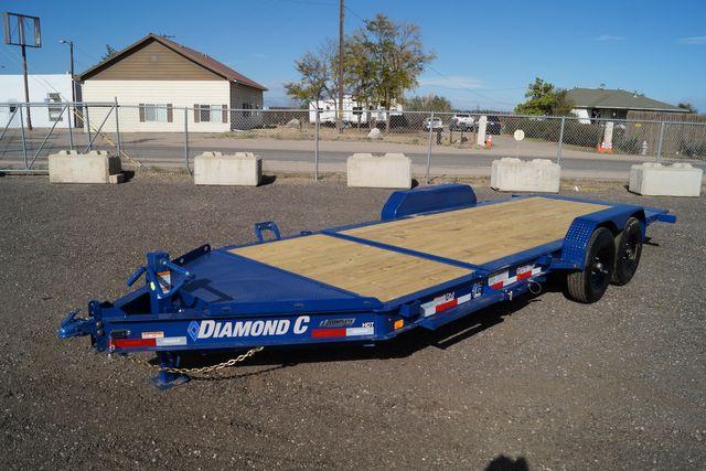 2021 Diamond C HDT207 - $7,595