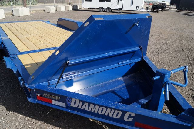 2021 Diamond C HDT207 - $7,595 in Keller, TX 76111