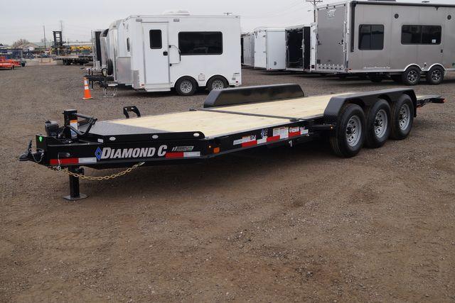 2021 Diamond C HDT307-25x82
