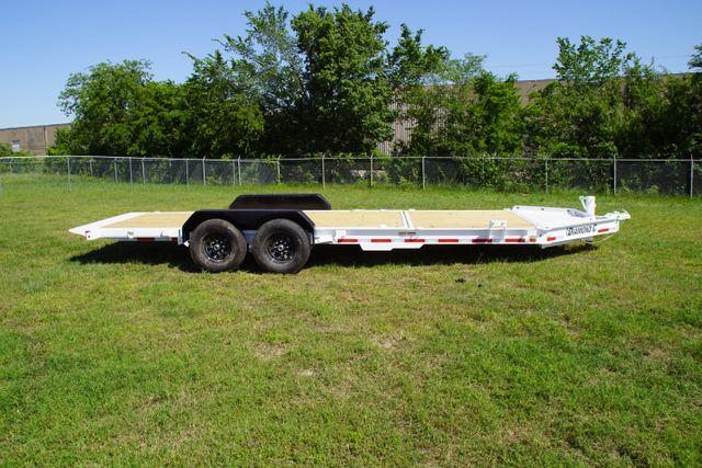 2021 Diamond C 14,000 LB HEAVY DUTY TILTING EQUIPMENT TRAILER $10,895 in Keller, TX 76111
