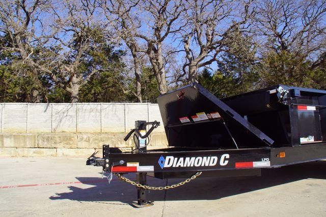 "2021 Diamond C LOW PROFILE DUMP 14'L X 82""W X 24""H in Keller, TX 76111"