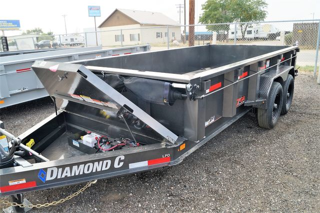 2021 Diamond C LPD 7'x14' $14,995 in Keller, TX 76111