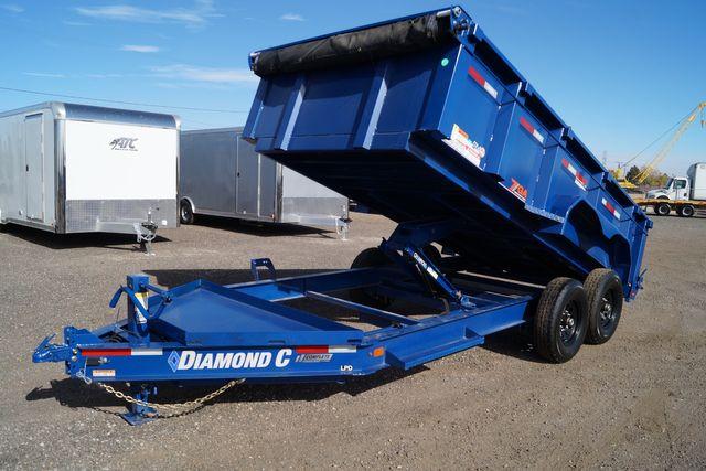 2021 Diamond C LPD207