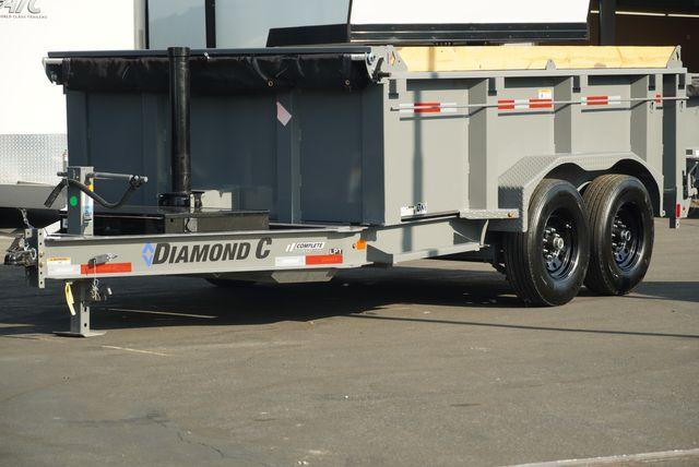 """2021 Diamond C LPT 12X82"""" HEAVY DUTY $13895 in Keller, TX 76111"""