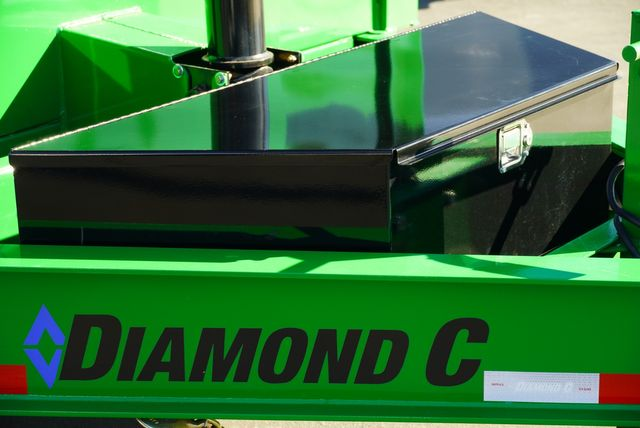 2021 Diamond C LPT 81'' X 16' 20kGVWR $19,500 in Keller, TX 76111