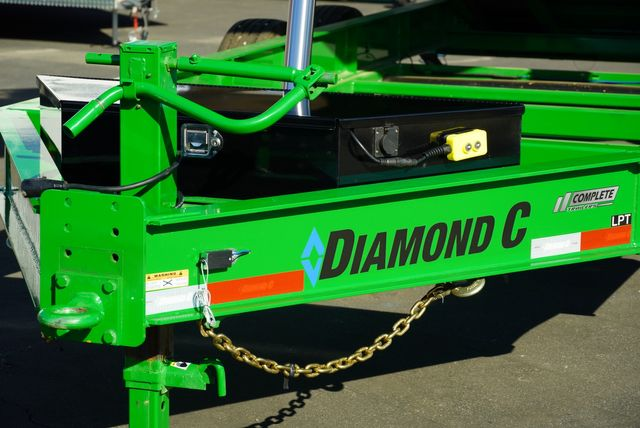 2021 Diamond C Low Profile Telescopic Dump Trailer 82'' X 16' in Keller, TX 76111