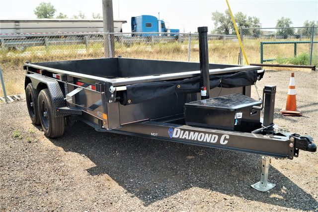 2021 Diamond C MDT 12x77-$10,235 in Keller, TX 76111