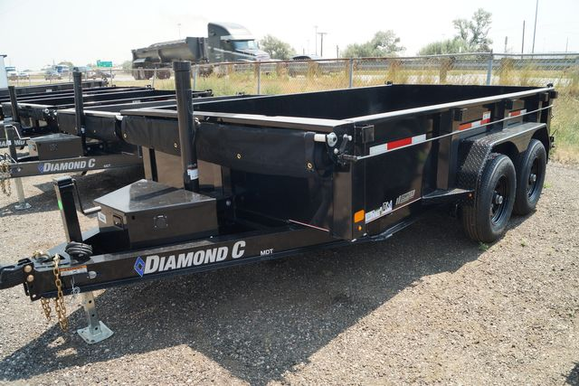2021 Diamond C MDT 12x77-$10,665