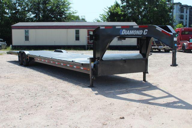 2021 Diamond C MVC-208 40' MULTI-VEHICLE CARRIER TRAILER, ELEC/ HYD BRAKE in Conroe, TX 77384