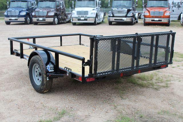 2021 Diamond C PSA - 10 PREMIUM SINGLE AXLE 3.5K WITH BIFOLD REAR GATE CONROE, TX 8