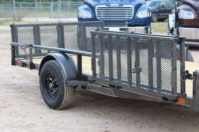 2021 Diamond C PSA - 14 ATV SINGLE AXLE UTILITY TRAILER ATV SIDE LOAD PACKAGE CONROE, TX 1
