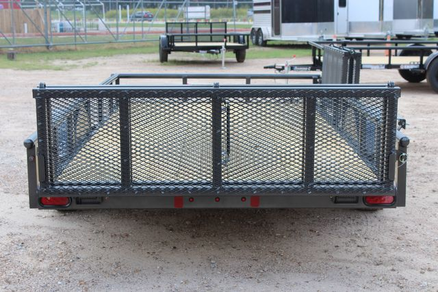 2021 Diamond C PSA - 14 ATV SINGLE AXLE UTILITY TRAILER ATV SIDE LOAD PACKAGE CONROE, TX 11