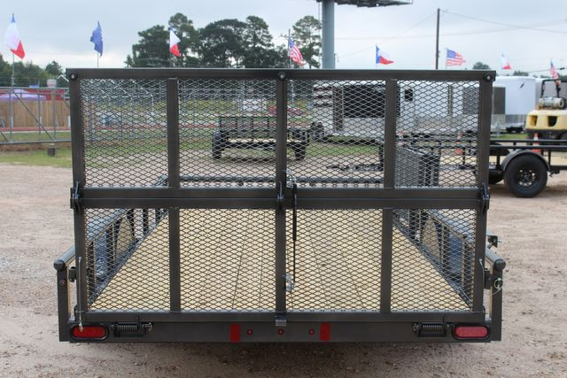 2021 Diamond C PSA - 14 ATV SINGLE AXLE UTILITY TRAILER ATV SIDE LOAD PACKAGE CONROE, TX 12