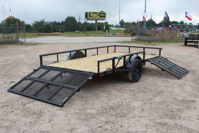 2021 Diamond C PSA - 14 ATV SINGLE AXLE UTILITY TRAILER ATV SIDE LOAD PACKAGE CONROE, TX 15