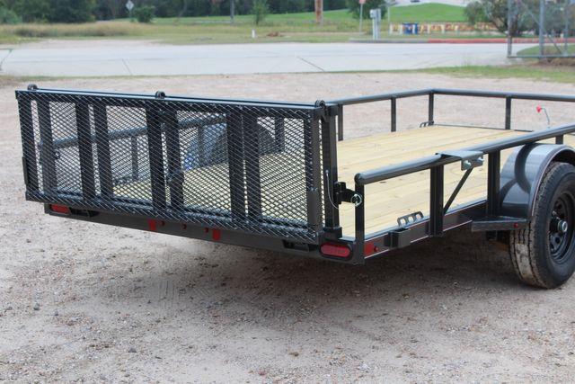 2021 Diamond C PSA - 14 ATV SINGLE AXLE UTILITY TRAILER ATV SIDE LOAD PACKAGE CONROE, TX 17