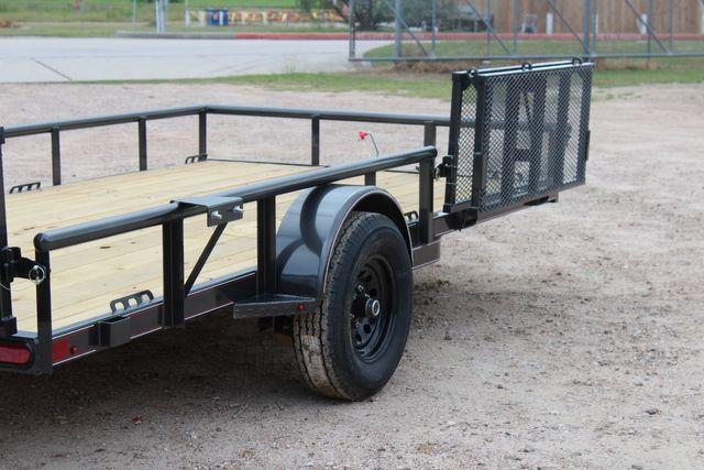 2021 Diamond C PSA - 14 ATV SINGLE AXLE UTILITY TRAILER ATV SIDE LOAD PACKAGE CONROE, TX 18