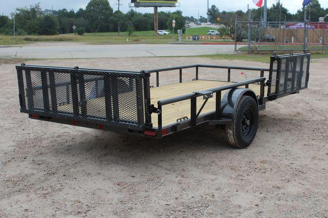 2021 Diamond C PSA - 14 ATV SINGLE AXLE UTILITY TRAILER ATV SIDE LOAD PACKAGE CONROE, TX 19