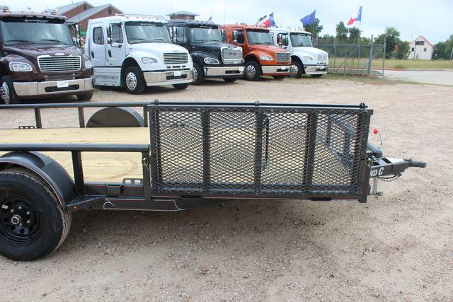 2021 Diamond C PSA - 14 ATV SINGLE AXLE UTILITY TRAILER ATV SIDE LOAD PACKAGE CONROE, TX 21