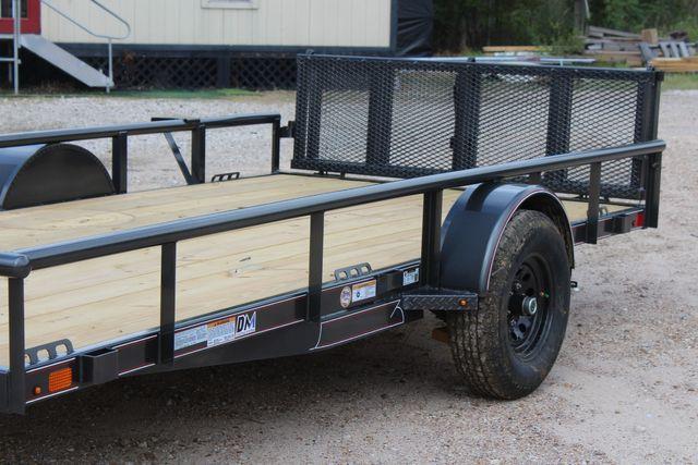 2021 Diamond C PSA - 14 ATV SINGLE AXLE UTILITY TRAILER ATV SIDE LOAD PACKAGE CONROE, TX 5