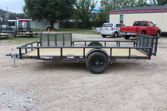 2021 Diamond C PSA - 14 ATV SINGLE AXLE UTILITY TRAILER ATV SIDE LOAD PACKAGE CONROE, TX 7