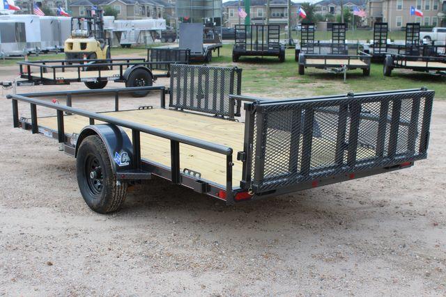 2021 Diamond C PSA - 14 ATV SINGLE AXLE UTILITY TRAILER ATV SIDE LOAD PACKAGE CONROE, TX 8