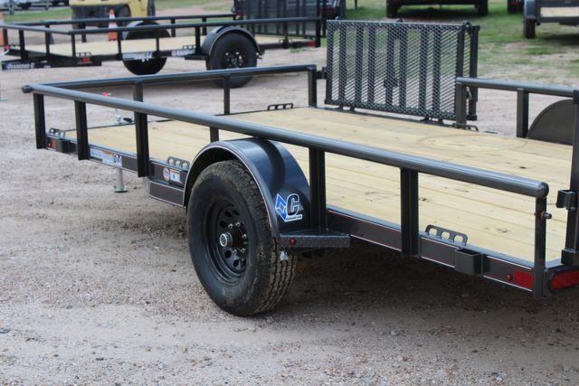 2021 Diamond C PSA - 14 ATV SINGLE AXLE UTILITY TRAILER ATV SIDE LOAD PACKAGE CONROE, TX 9