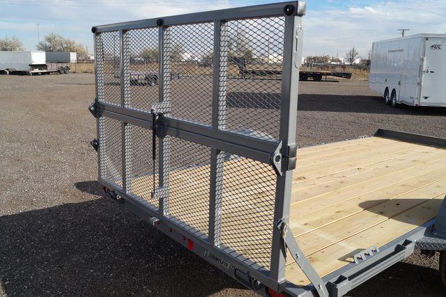 2021 Diamond C UVT152 - Heavy Duty Utility Trailer - $3,095 in Keller, TX 76111