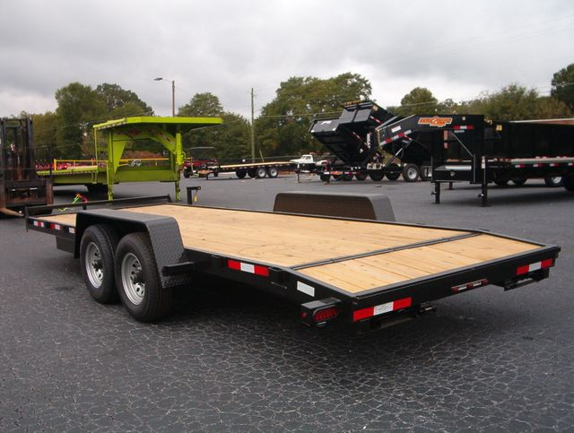2021 Down To Earth 20 ft 5 Ton Car Hauler in Madison, Georgia 30650