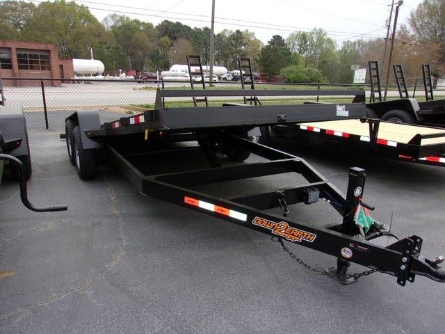 2021 Down To Earth 20 Ft 5 Ton Gravity Tilt in Madison, Georgia 30650