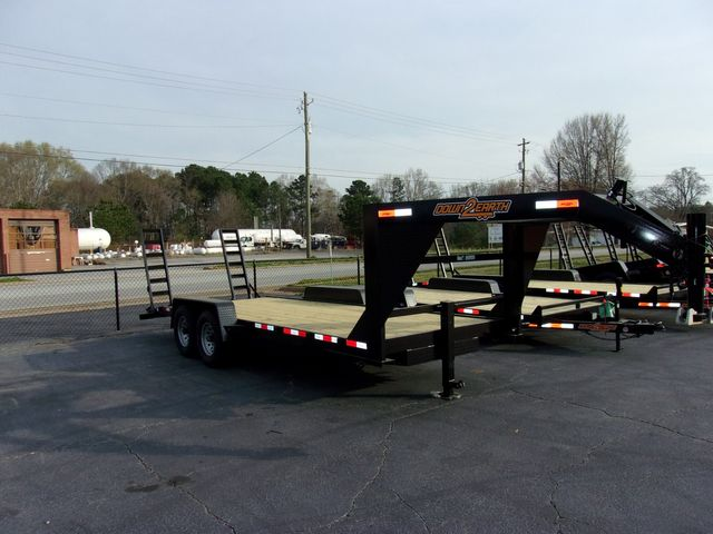 2021 Down To Earth 20Ft Gooseneck 7 Ton Equipment in Madison, Georgia 30650