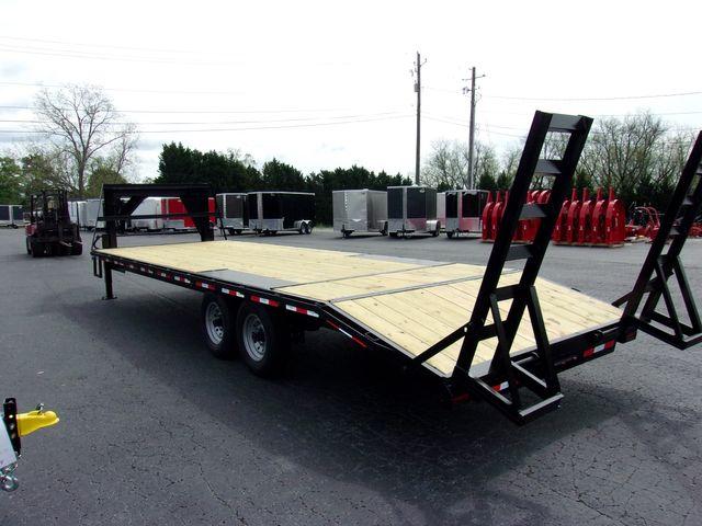 2021 Down To Earth 26 Ft Gooseneck 7 Ton Deckover in Madison, Georgia 30650