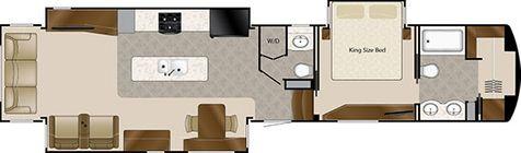 2021 Drv Mobile Suites HOUSTON   in Pueblo West, Colorado
