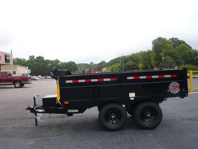 2021 Dump Trailer Homesteader Dump 6x10 5 Ton in Madison, Georgia 30650