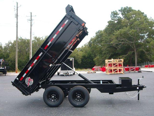 2021 Dump Trailer Homesteader Dump 6x10 5 Ton