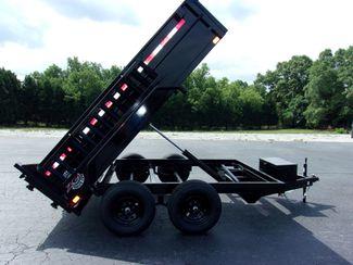 2021 Dump Trailer Homesteader Dump 7X10 5Ton in Madison, Georgia 30650