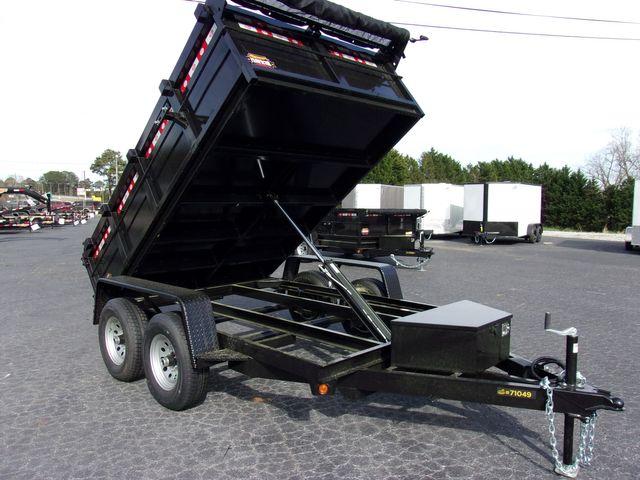 2021 Dump Trailer Prospector 6x10 5 Ton Dump in Madison, Georgia 30650