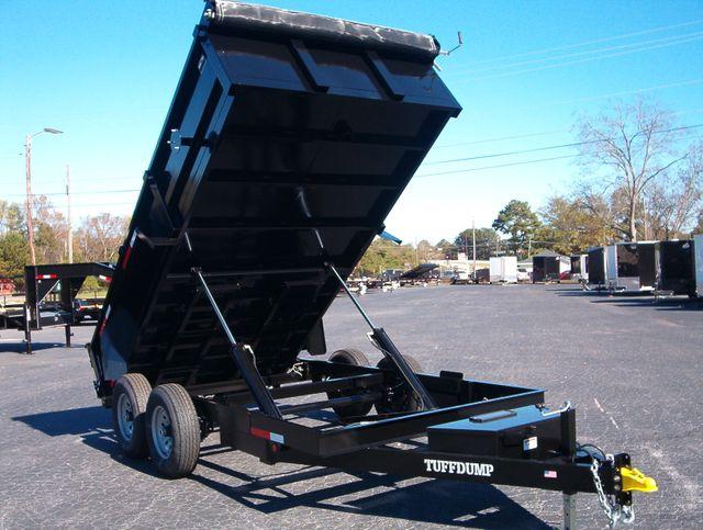 2021 Dump Tuff Dump 7x14 7 Ton