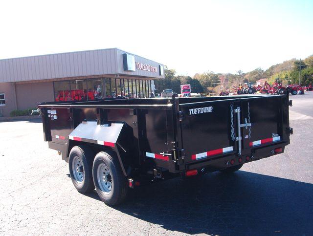 2021 Dump Tuff Dump 7x14 7 Ton in Madison, Georgia 30650