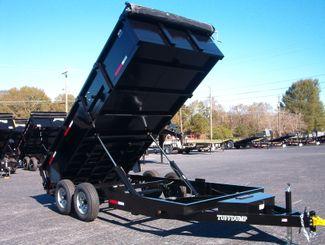 2021 Dump Tuff Dump 7x16 7 Ton in Madison, Georgia 30650