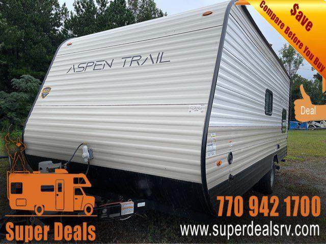 2021 Dutchmen Aspen Trail 17 BH